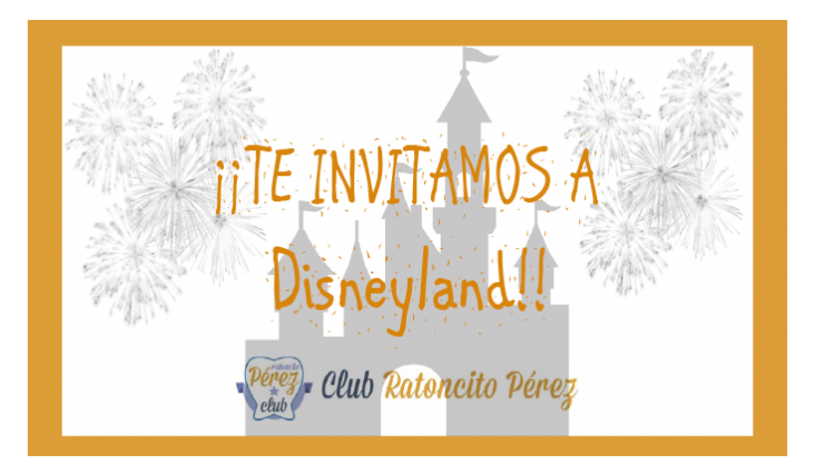 Sorteo a Disneyland Paris